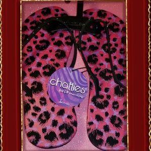 8/29/18 DOORBUSTER! Womens large size flip flops
